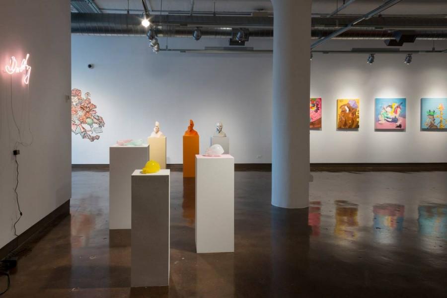 Galleries & Auditoriums