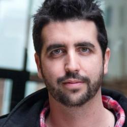 Portrait of Raul Valverde, Artist