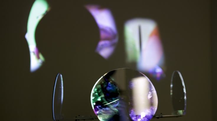 Sculpture, Installation, New Media Art and Techno-Ceramics