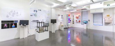 2017 BioDesign Challenge, installation view