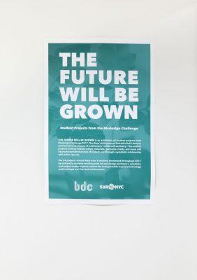 2017 BioDesign Challenge, Poster