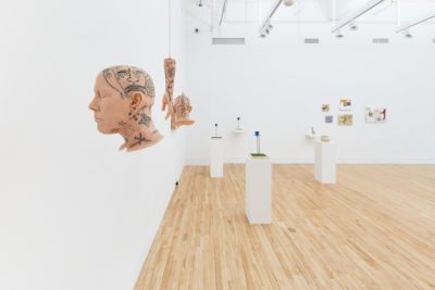 Exhibition Tales and Whispers 2019. SVA Flatiron Gallery, New York
