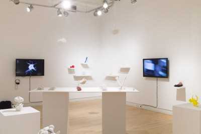 Everything Digital, Installation view