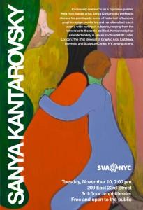 2015 SVA Sanya Kantarovsky web