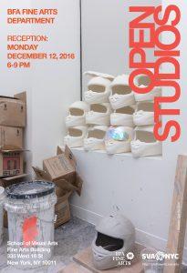 2016 Fall Open Studios