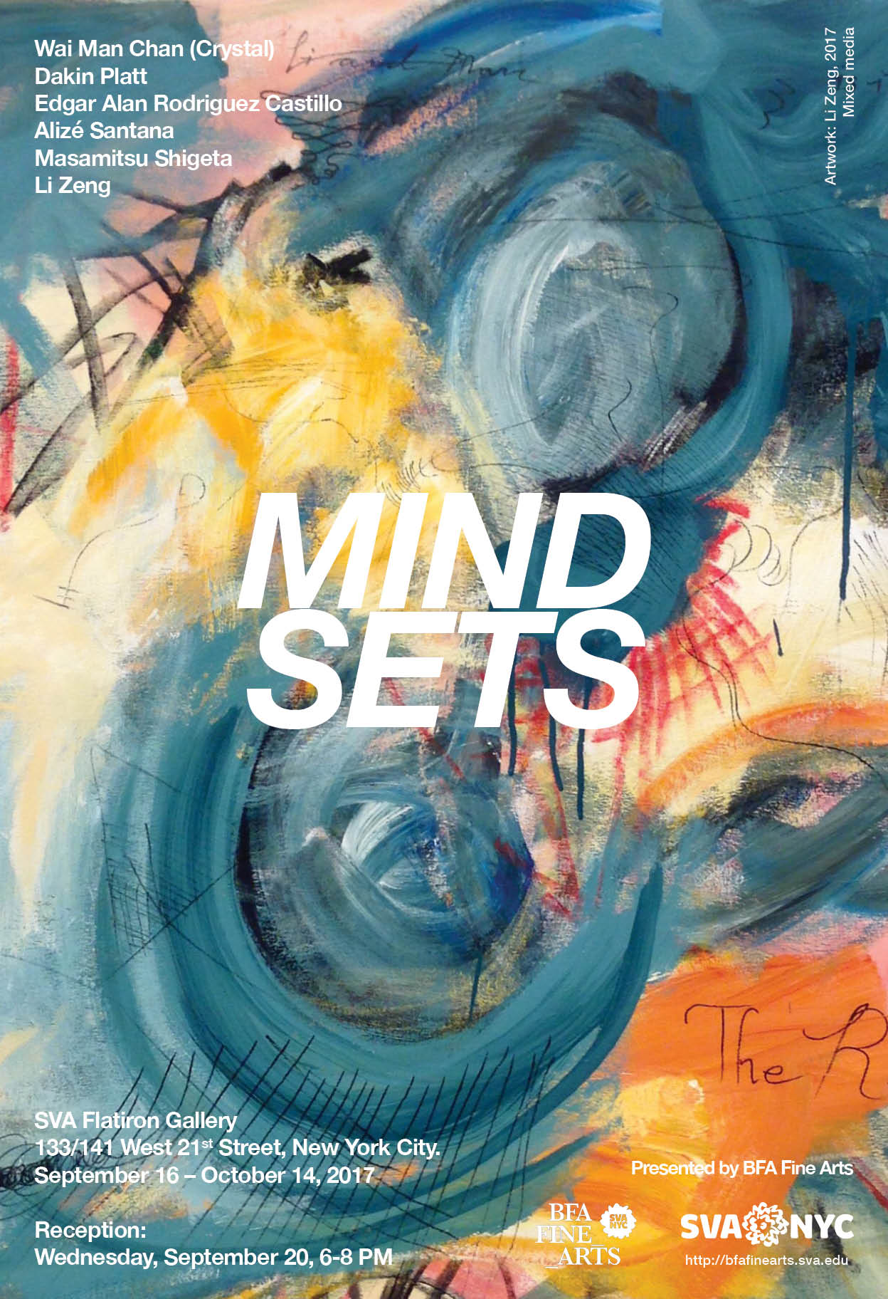 Mind Set - SVA Exhibition