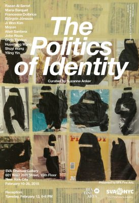 The Politics of Identity - Curated by Suzanne Anker