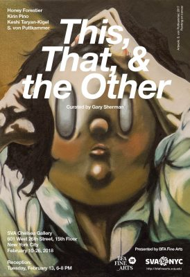 This, That, & the Other - Curated by Gary Sherman