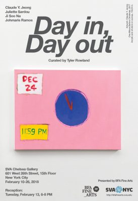 Day In, Day Out - Curated by Tyler Rowland