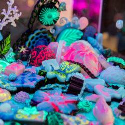 FACCT 2018. Art & Science Exhibition SVA NYC