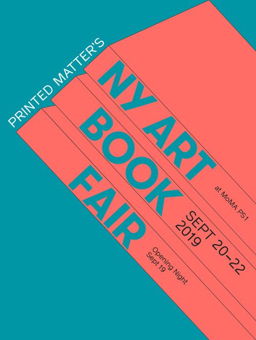 2019 Printed Matter NYABF
