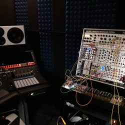 Sound Studio at the SVA BFA Fine Arts Department