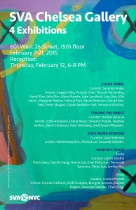 4 Exhibitions Opening Reception