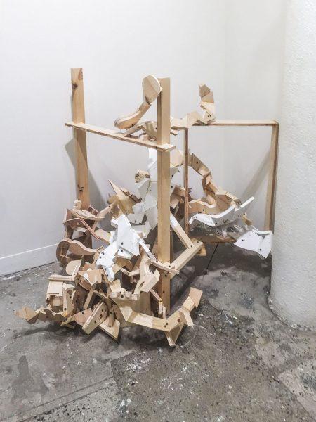 Allison Flamberg, SVA BFA Fine Arts, NYC, Chelsea