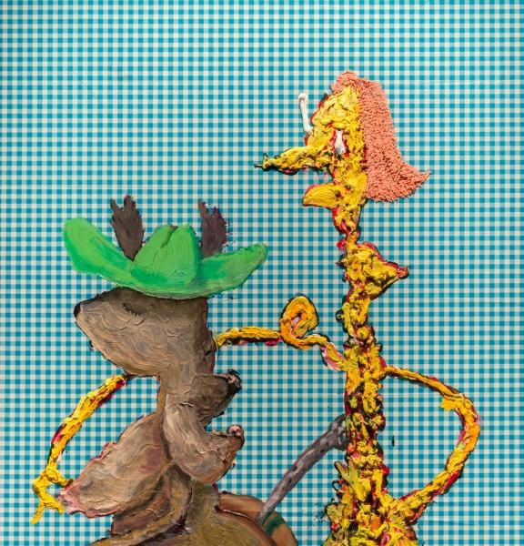 Nicasio Fernandez - Painting SVA BFA Fine Arts NYC