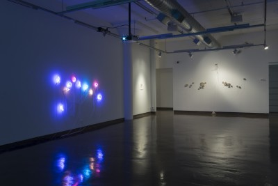 Rock-Paper-Scissors, Installation view