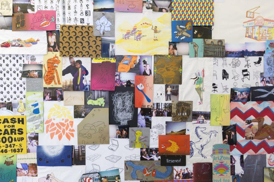 Dakin Platt , SVA BFA Fine Arts, NYC, Chelsea