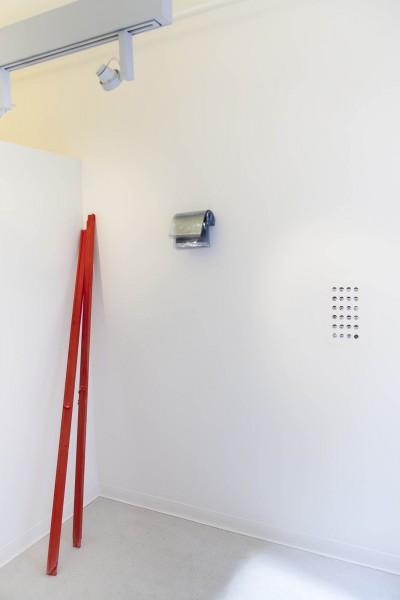 Daniel Fairbanks: Installation view. 2014. Mixed media. Dimensions variable