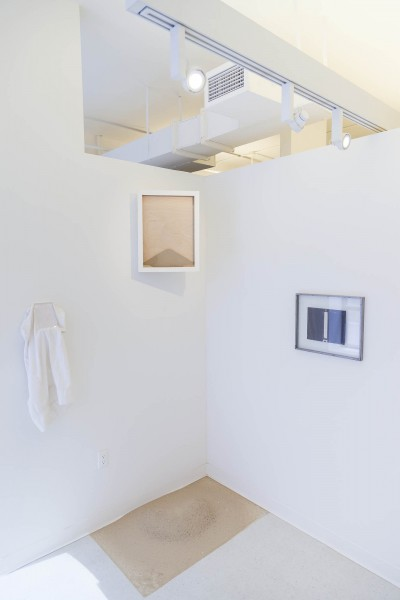 Daniel Fairbanks: Installation view. 2014. Dimensions variable. Mixed media.