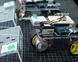 Electronics and Arduino Microcontroller for Artists