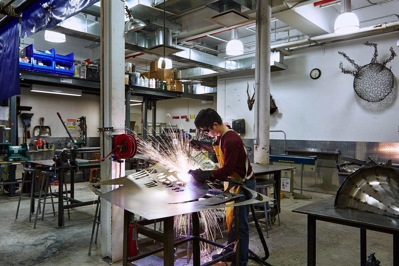 Metalshop Facilities Bfa Fine Arts Department Sva Nyc
