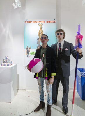 Gideon Issa - Dakin Platt, SVA BFA Fine Arts, NYC, Chelsea