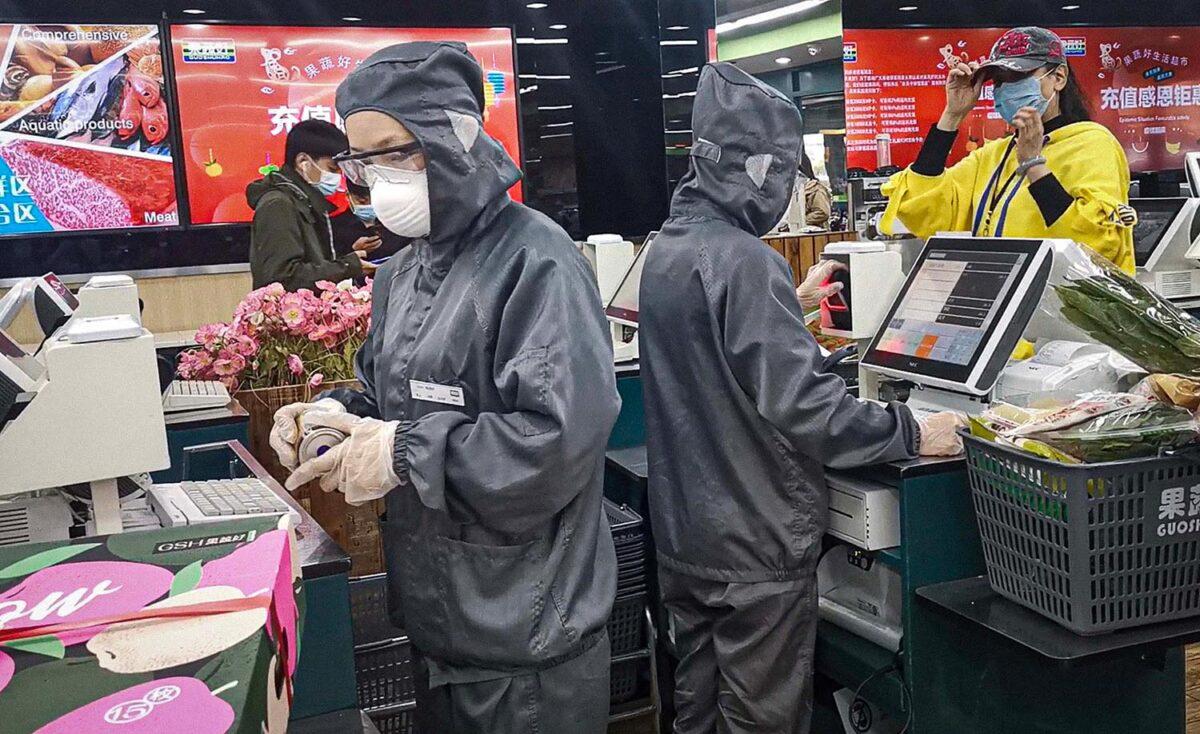 Hanni Huang: Quarantine Diary #5, 2020. Photography.
