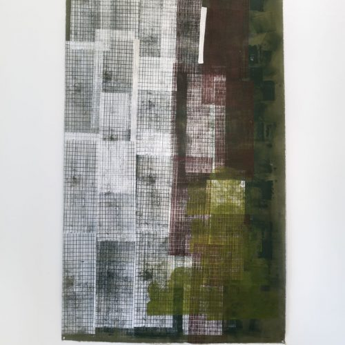 Justin Adkison, SVA BFA Fine Arts, NYC, Chelsea