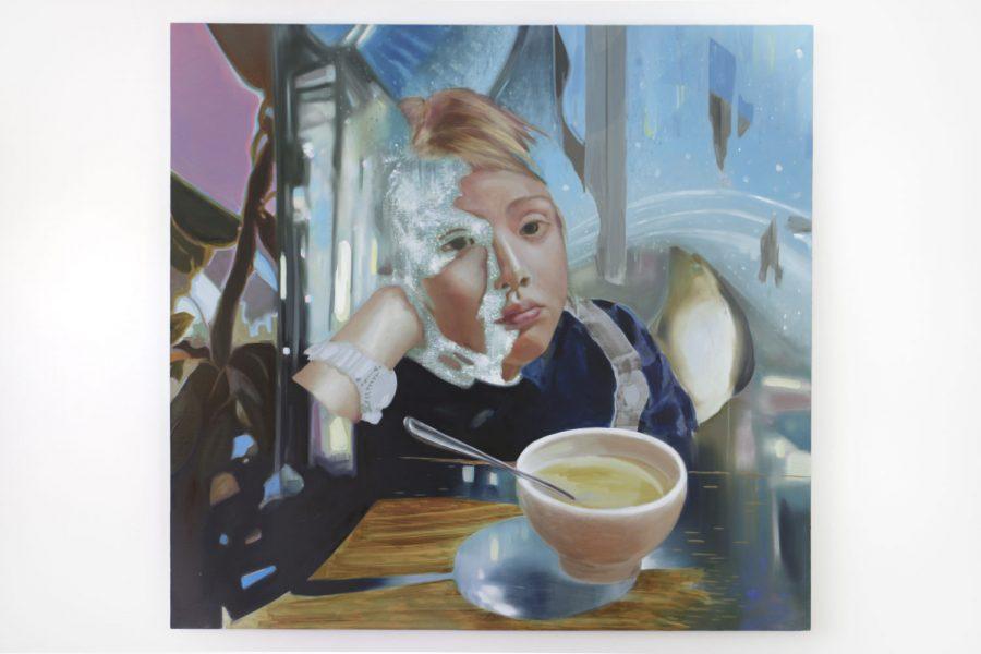 Katherine Blackburne, SVA BFA Fine Arts, NYC, Chelsea