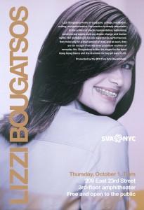 Lizzi Bougatsos Lecture