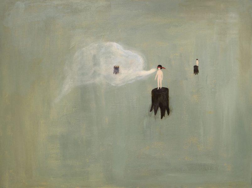 Ning Fang, SVA BFA Fine Arts, NYC, Chelsea