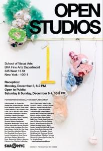 2014 Fall Open Studios