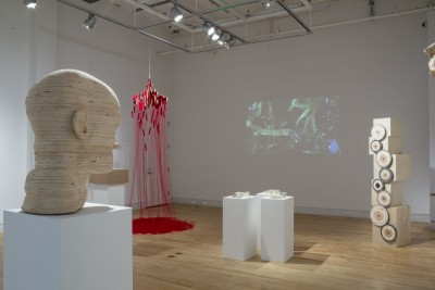 Prime Time, Installation view