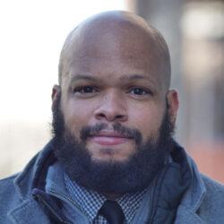 A headshot photograph of Robert Branch.