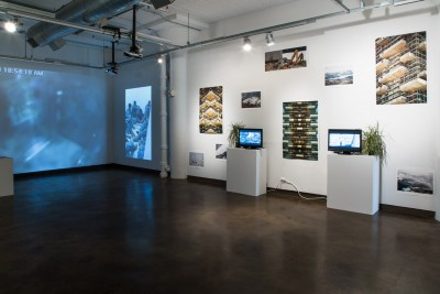 Everything Else, Installation view