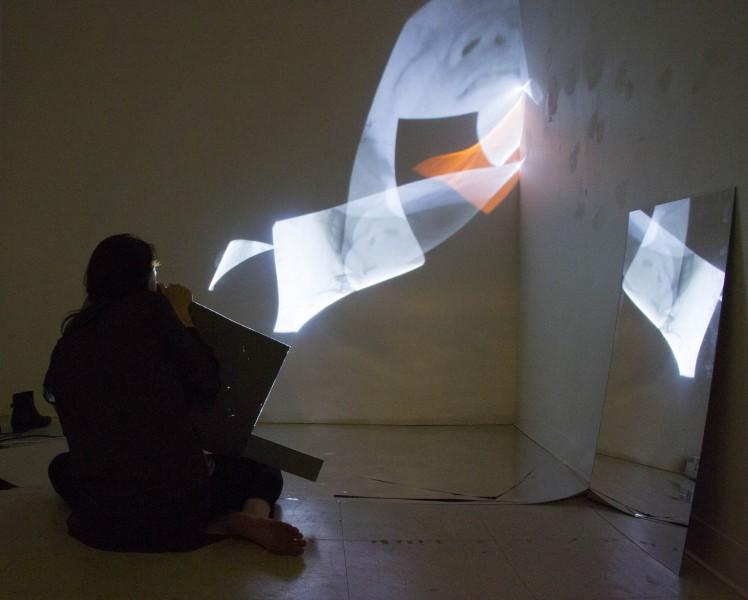 Santa Dreimane: Body of Light(Anamorphism)