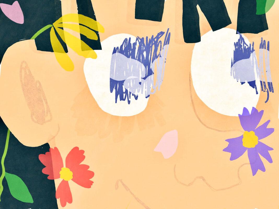 Sara Jang: And Dandy, 2020. Digital drawing