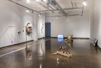 Staging the Object, Installation view