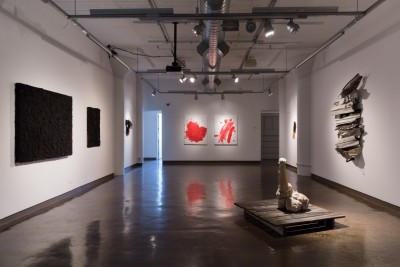 Surrogates, Installation view