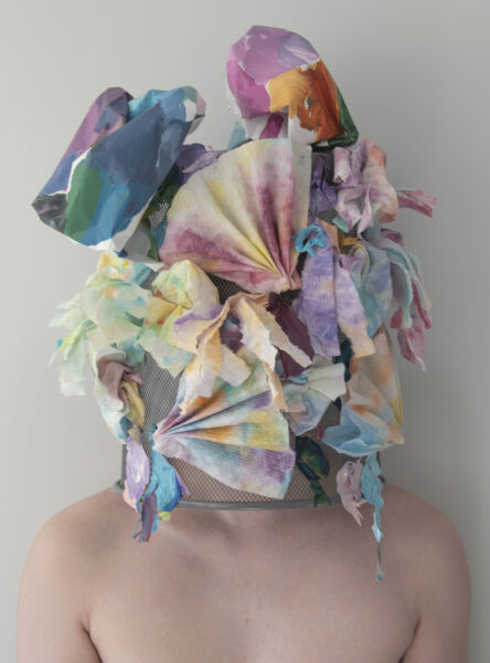 Suyu Chen, Dumped Head #3, 2020. Digital photograph. 7.6 x 10.7 inches.