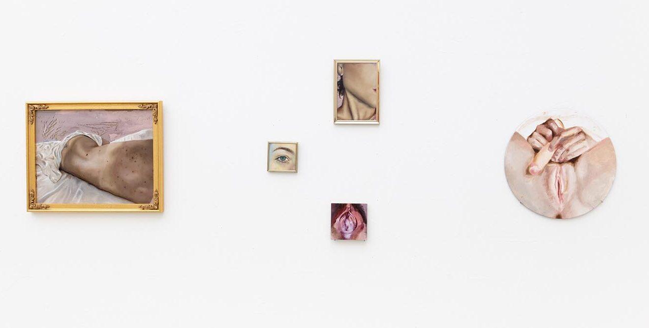 Valeria Pezo: Installation View, 2020