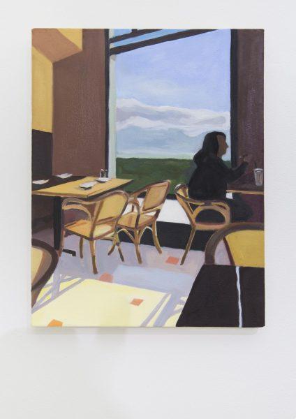 Zitong Zhu, SVA BFA Fine Arts, NYC, Chelsea