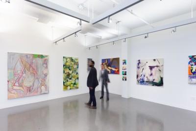 BFA Fine Art Painting class - SVA NYC